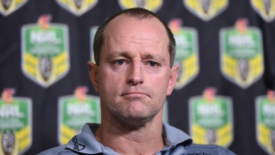 South Sydney and coach Michael Maguire have agreed to part ways - Rabbitohs
