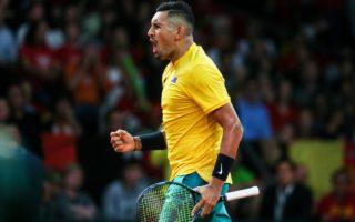 Davis Cup Australia Belgium