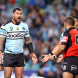 Andrew Fifita from the Sharks