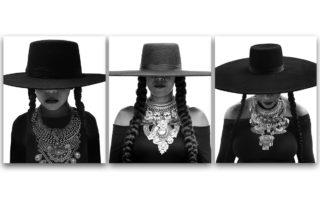 Beyoncé, Blue Ivy Carter, Michelle Obama, Serena Williams