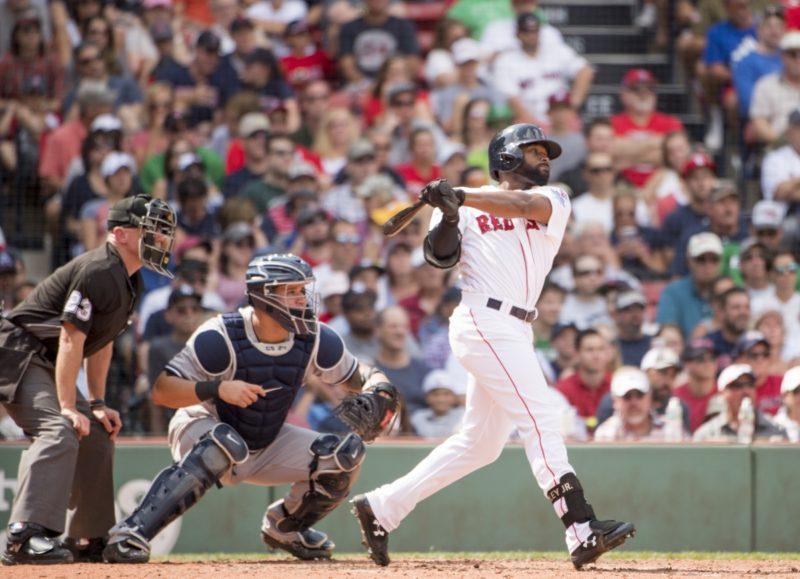 Boston Red Sox Apple Watch