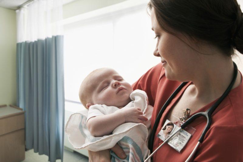 caesarean births