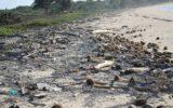 Rubbish Chilli beach