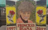 Princess Diana well dressing