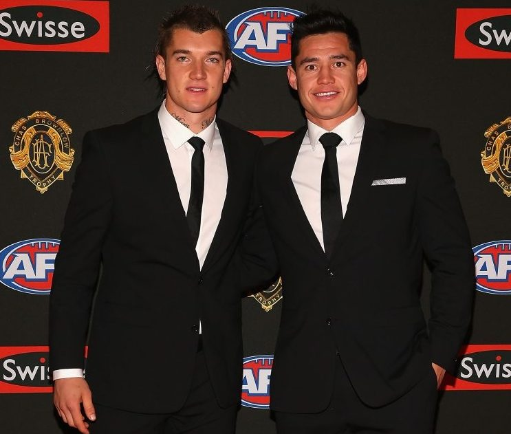 Richmond Tigers' Dustin Martin wins Brownlow Medal in AFL