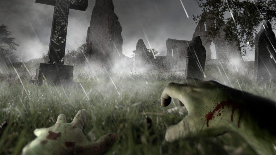Zombie economy.