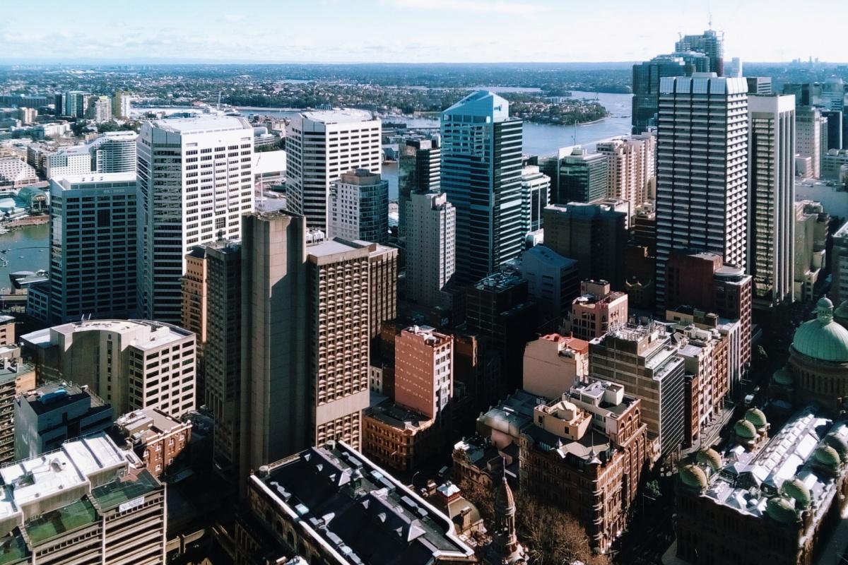 sydney apartment buildings