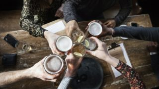 Most Australians would rather not buy rounds of drinks with their friends, according to a new survey