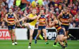 AFL richmond adelaide crows