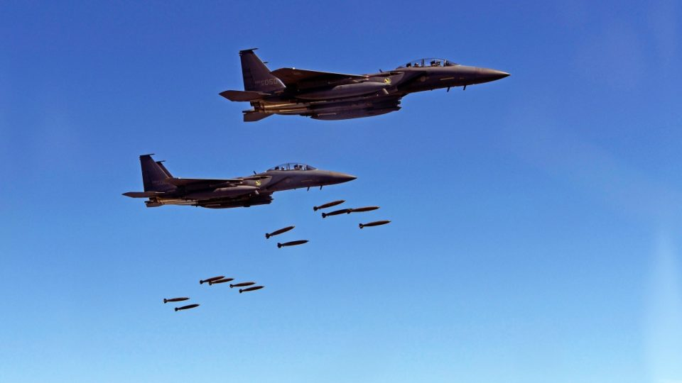 North Korea US bombers