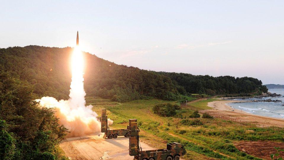 North Korea hydrogen bomb test