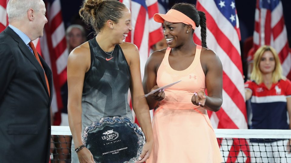 In a Slam final? I'd have passed out, says Stephens