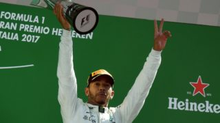 Lewis Hamilton Italian GP