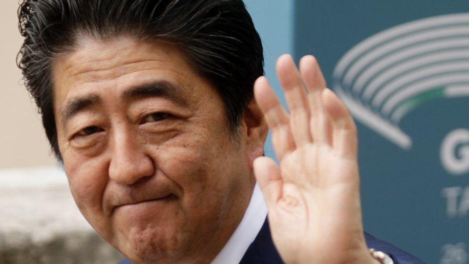 shinzo abe resign health