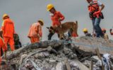 Mexico earthquake rescue