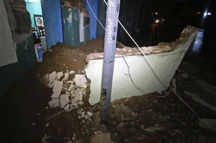 Mexico Earthquake patients