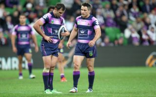 NRL Finals 2017 Melbourne storm against Brisbane Broncos