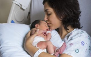 caesarean births development