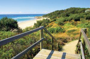 Point Lookout, Deadmans Beach, PT Lookout, Nth Stradbroke Island