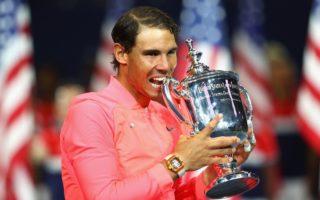 US Open 2017 Rafael Nadal