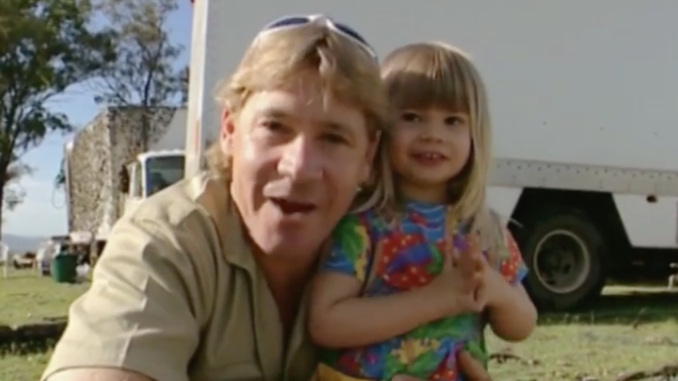 Bindi Irwin 'thankful' for her late father Steve Irwin