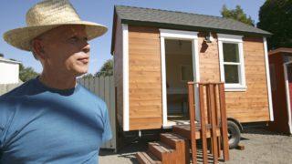 Tiny house housing crisis