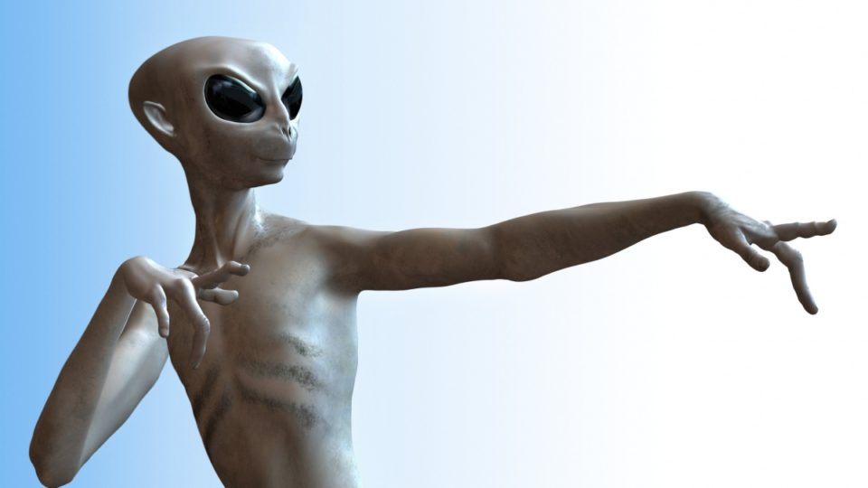More than one-third (34 per cent) of Australians believe extra-terrestrials have visited Earth