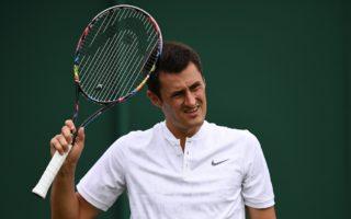 Bernard Tomic Wimbledon