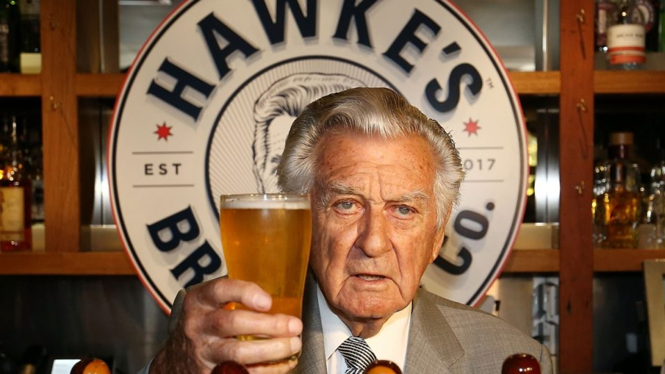 Former Prime Minister Bob Hawke rushed to the Royal North Shore Hospital