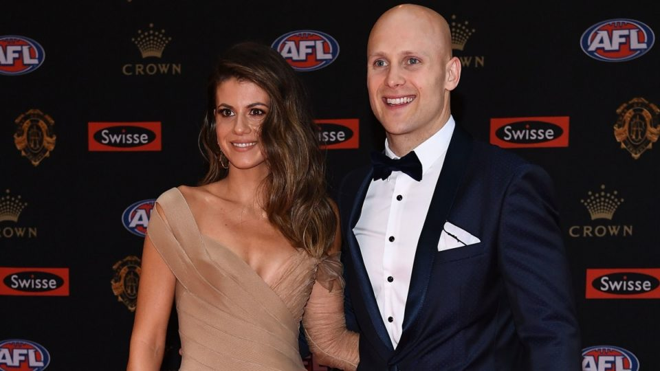 Brownlow medal 2017 the most memorable red carpet looks