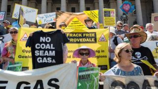 victoria NSW and Northern Territory refuse to relax rules on gas extraction