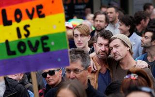 Same-sex marriage survey