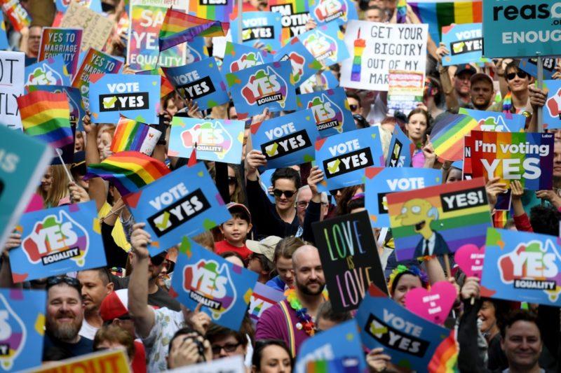 Alan Joyce same-sex marriage