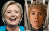 Hillary Clinton compares herself to Cersei Lannister