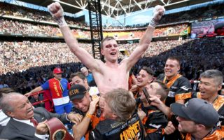 Jeff Horn Battle of Brisbane