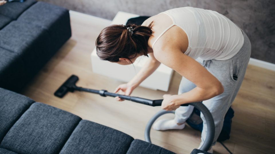 household chores exercise