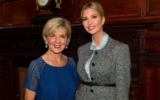 Julie Bishop, Ivanka Trump, UN General Assembly New York