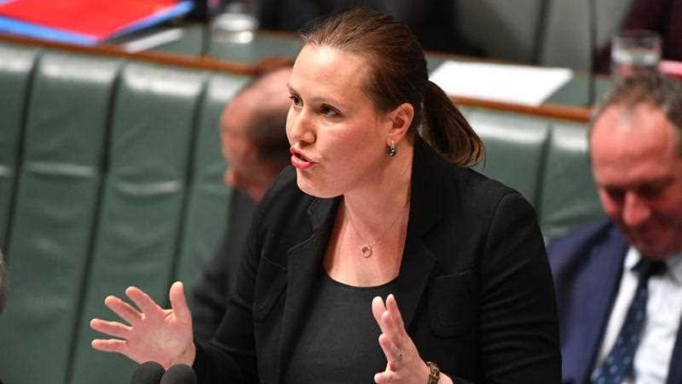 Kelly o'Dwyer superannuation changes