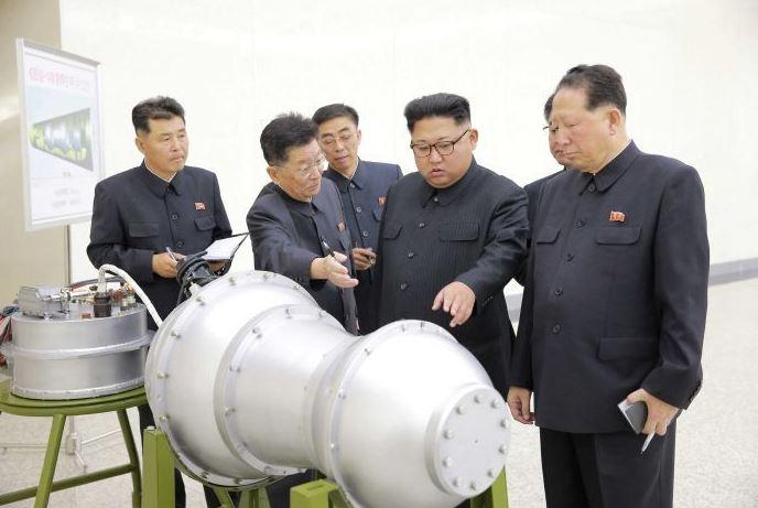 North Korea crisis Kim Jong-un