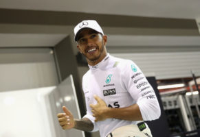 Lewis Hamilton - Singapore Grand Prix
