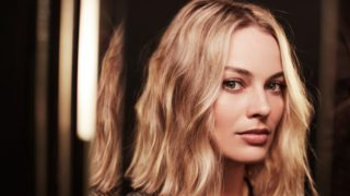 Portrait of Margot Robbie as the Toronto Film Festival