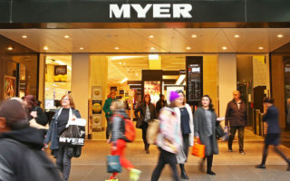 Myer in serious decline