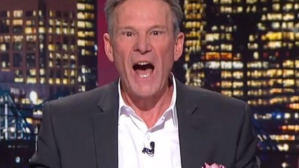 Sam Newman The Footy Show