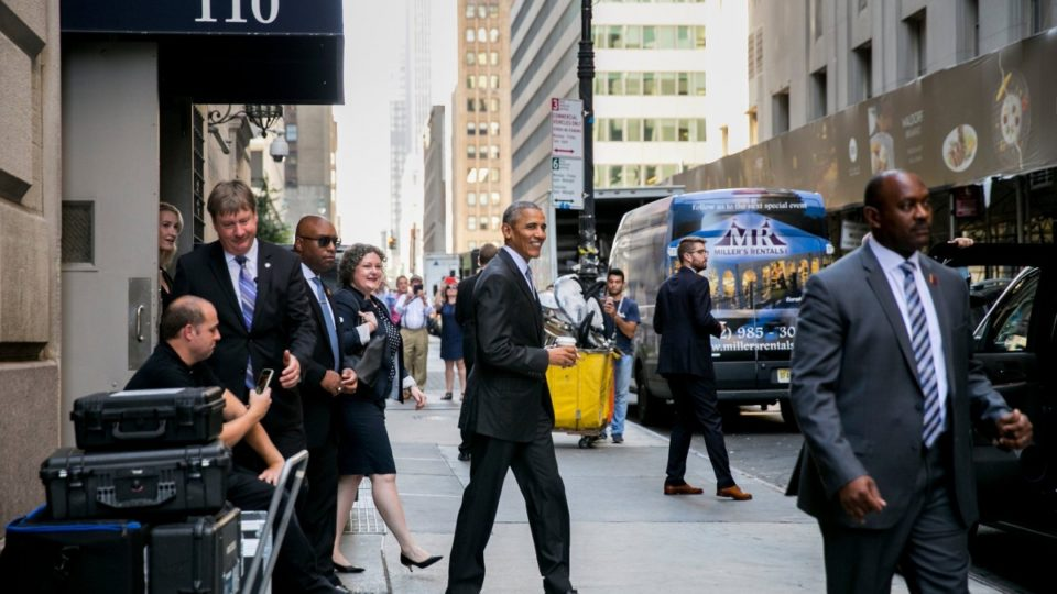 Barack Obama's post-presidential life