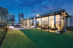 Penthouse at 50 Claremont Street, South Yarra.