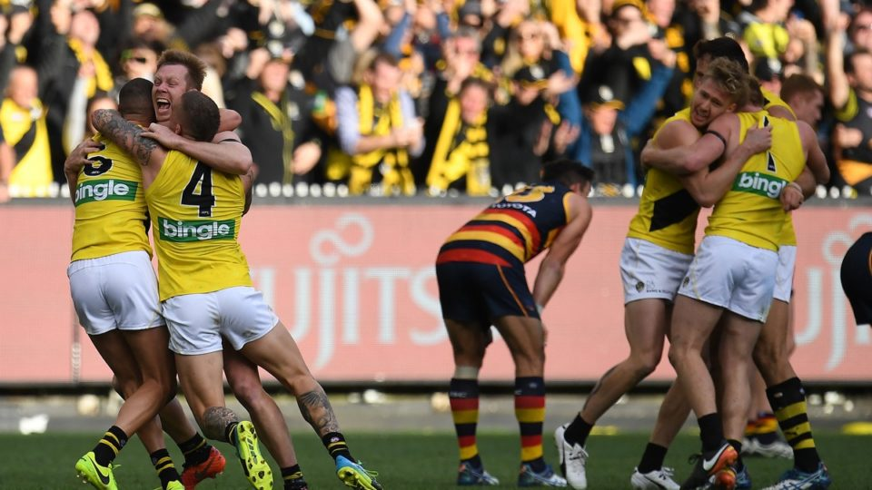 AFL Grand Final: How Richmond defied the odds - and history
