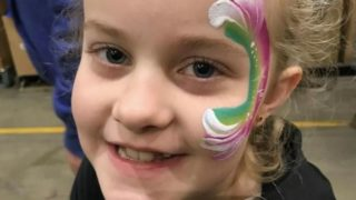 Rosie Brealey, eight, died on Friday from the flu as the country reels from a horror season.
