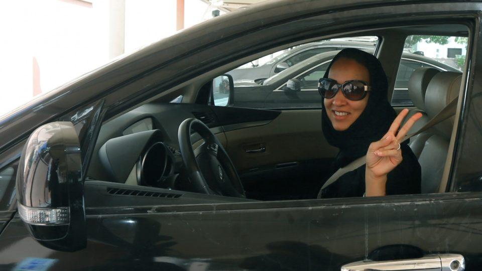 Saudi women given right to drive