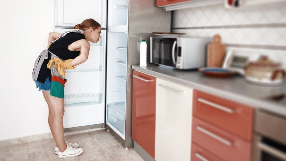 spring cleaning your fridge pantry