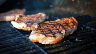 Foods high in two particular amino acids, like steak, make us feel full sooner and could help us lose weight.